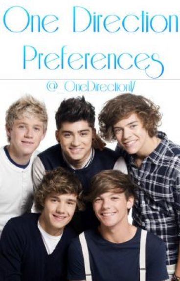 One Direction Preferences • Complete
