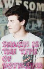 Shawn is the Type of Boyfriend  by jxxmxxxxx
