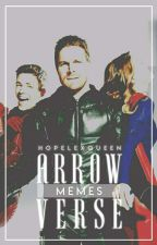 Memes de Arrowverse by -TheBlacklight-