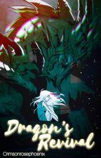 Dragon's Revival [BeyBurst] by CrimsonRosePhoenix