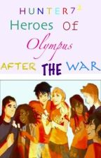 Heroes of Olympus: After the War by Hunter72