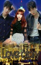 Love Story (VYukook) by Goldenstart