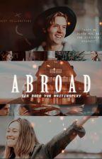 Abroad ✎ by writingpixy