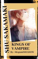  DL  Shu Sakamaki King of Vampire - Zakończone by MegumiSHADOW