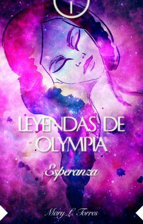 Leyendas de Olympia - Esperanza by MissEmerty
