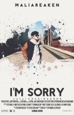 I'M SORRY [book 2] by maliareaken