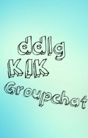 group chat on kik