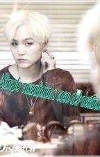 (Completa) Whatsapp {Suga} BTS (Temporada 1) by CryBaby-Kpoper