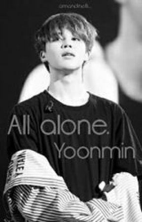 all alone. by amandineB_