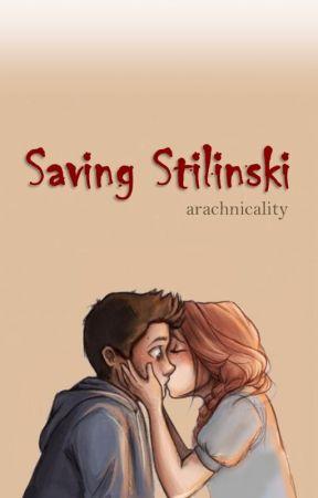 Saving Stilinski by scottspup