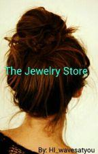 Jewelry Store AU by HI_wavesatyou