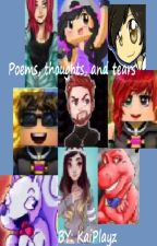 poems, thoughts and tears {skyarmy fanfic} by KaiPlayz