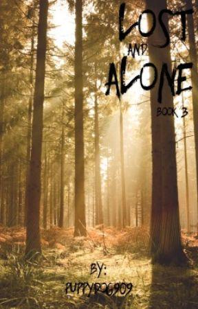 Lost and Alone | Aarmau AU by PuppyDog909