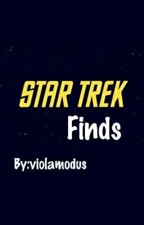 Star Trek Finds  by violamodus