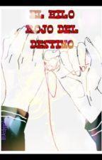 el hilo rojo del destino( yaoi- gay) by andypao2