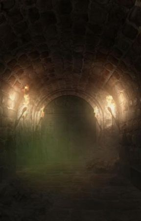 Adventures in the Dungeon by Tekaki_Akuamarin