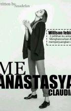 ME ANASTASYA CLAUDIA by annadefan