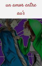 un amor entre au's/Sans UT X Chara Storyshift by kile906