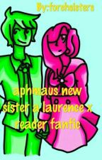 aphmaus new sister a laurence x reader fanfic by ForchGirl