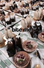 BITE ME • THE VAMPIRE DIARIES GIFS by -lovingfandoms