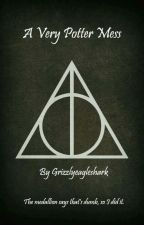 A Very Potter Mess by grizzlyeagleshark