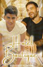 HOTEL BOUTIQUE «ZIAM» by HectorStylinson