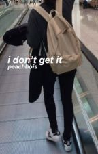 i don't get it :: kakyoin x reader by peachbois