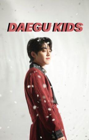 Daegu Kids  by officiallytricia