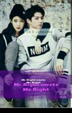 Mr.right Meets Ms.right [Still Editing] by AngelMaryJeon