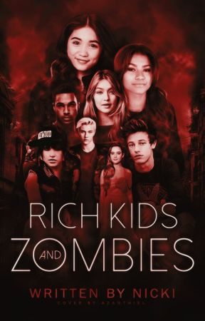 Rich Kids and Zombies by colourthestars-