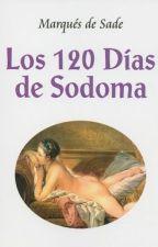 Los 120 Días de Sodoma - Marqués de Sade by Geuz2248
