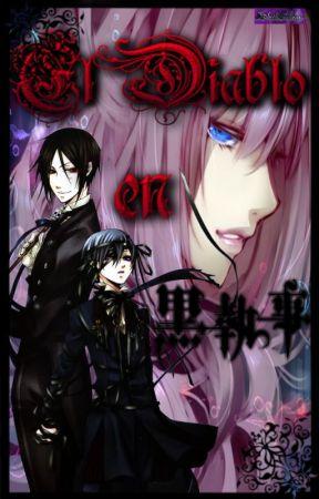 El Diablo en Kuroshitsuji by LizbethSzar