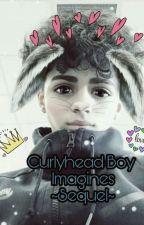 Curlyhead Boy imagines PT:2 by DuhItzLe