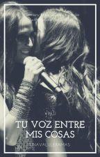 Tu voz entre mis cosas. by smilemlsb_