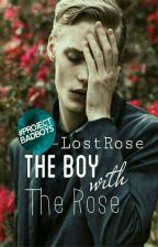 The Boy With The Rose by -LostRose