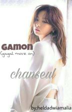 Gamon by bybiella