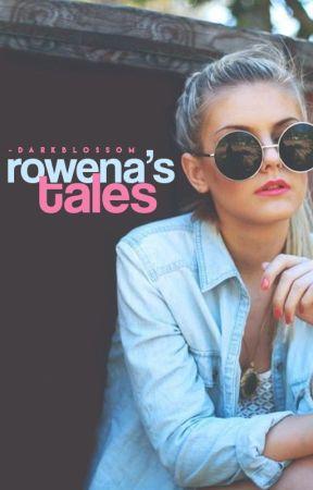 Rowena's tales [#MilkShake] by -darkblossom