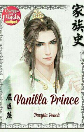 Vanilla Prince by Dacytta-Peach