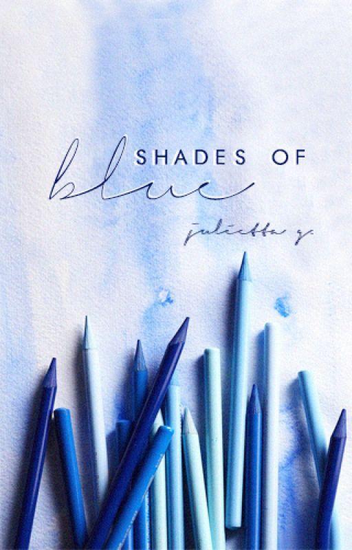 shades of blue by julixtta