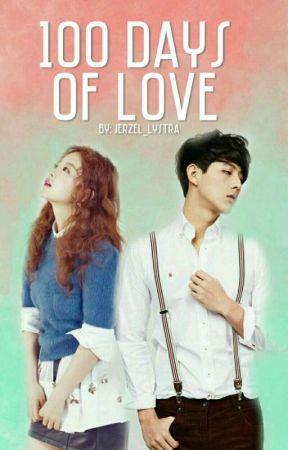100 days of Love (Game of Love Series #1) by jerzel_lystra
