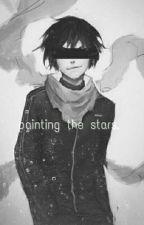 Painting the stars.  by nyaikari
