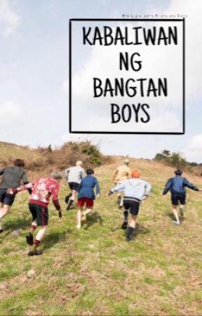 KABALIWAN NG BANGTAN BOYS  by byuntaein
