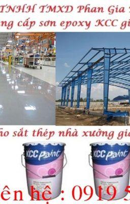 Sơn dành epoxy chống rỉ dành cho sắt thép giá rẻ tại Hà Nội