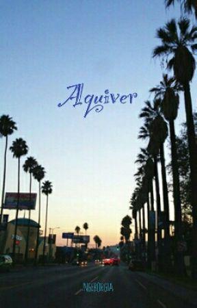 Aquiver by ingeborgia