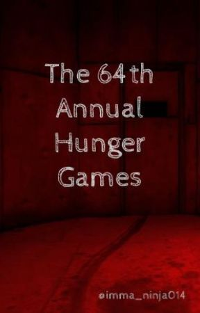 The 64th Annual Hunger Games by royalblues00