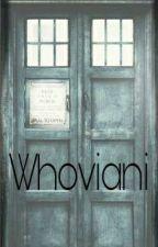 Whoviani by GabriellaPlihallova