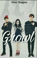 GROWL - EXO - Sehun  by monbebehh777