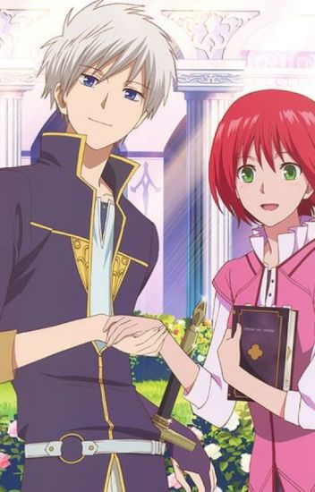 Zen X Shirayuki Snow White With The Red Hair Fanfiction