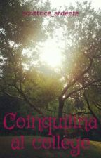 Coinquilina al college by scrittrice_ardente