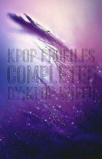 Kpop profiles [Request CLOSED] by MiroslavaKoeva